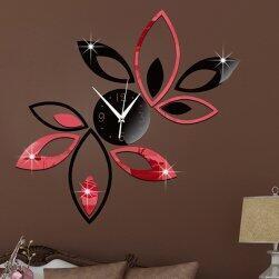 Ceas decorativ cu frunzulițe