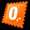 Colier cu inimioară - culoare argintie